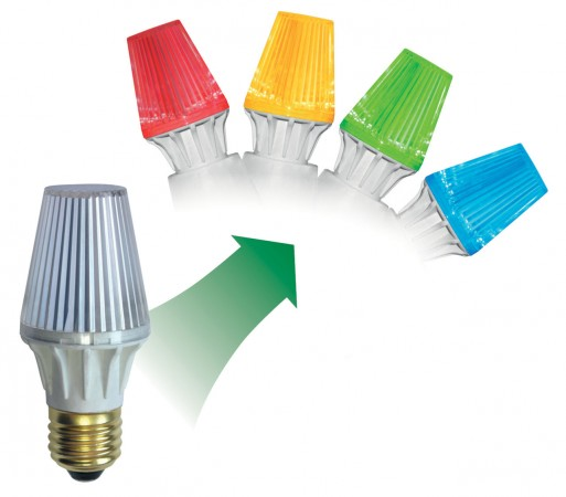 LED lamp Gamma-1(15)-C2-E27
